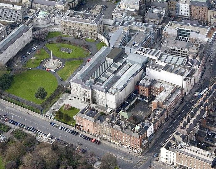 Tweede Fase uitbreiding en renovatie National Gallery of Ireland