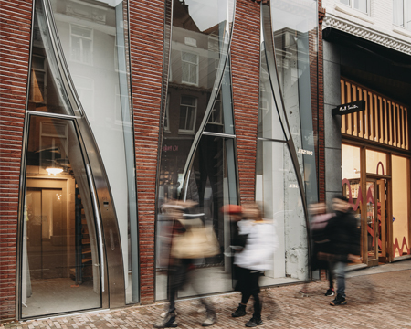 P.C. Hooftstraat 138 wint Architizer A+ Award