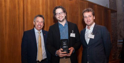 2017 Octatube: winnaar van de 'Supply chain partner of the year' award!