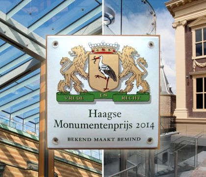 Monuments Prize The Hague